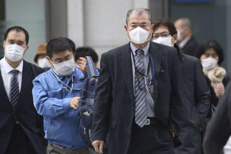 經中央流行疫情指揮中心追查,確定台灣首例武漢肺炎死亡案例白牌車司機是由一名浙江台商傳染染病。(AP)