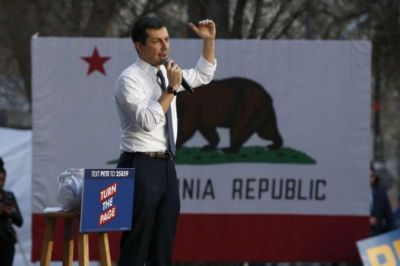 2020美國總統大選初選:如何獲得少數族裔支持成為布德賈吉首要課題(AP)