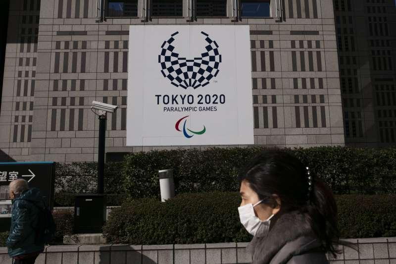 受新冠肺炎疫情影響,2020年東京奧運能否舉辦成未知數。(AP)