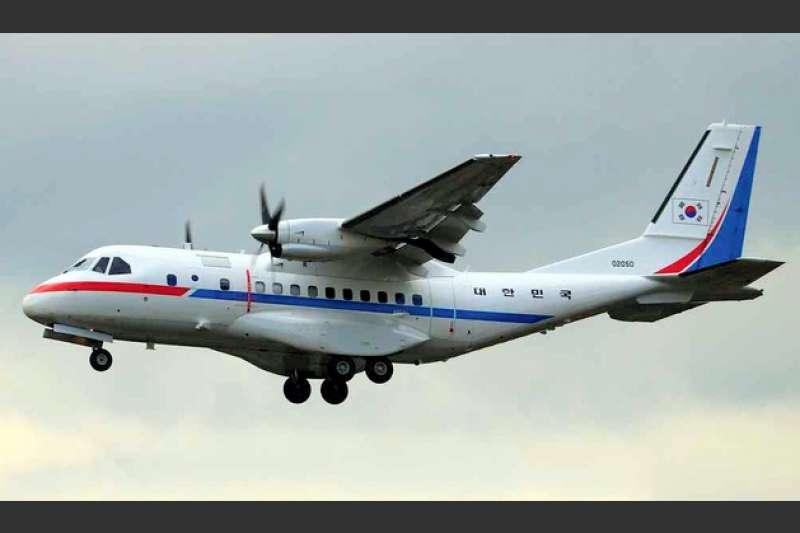 南韓總統座機「空軍3號」。(南韓政府官網)