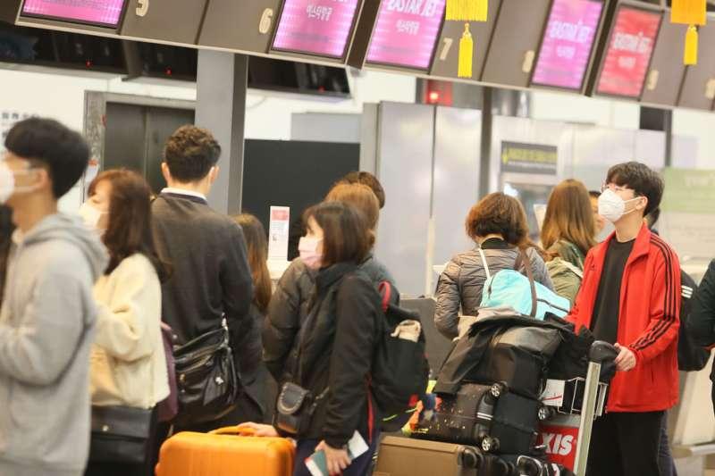 新冠肺炎疫情造成民眾人心惶惶之外,導遊、住宿、旅遊業等觀光產業的生計也大受影響。(資料照,柯承惠攝)