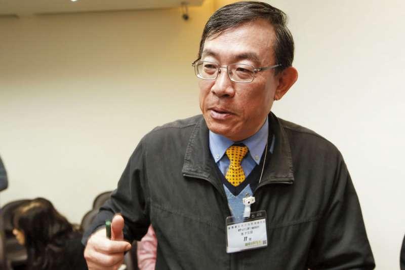 邢泰釗是否接任高檢署檢察長,成法界熱議話題。(郭晉瑋攝)