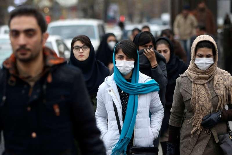 伊朗境內出現2起武漢肺炎確診病例(美聯社)