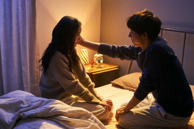 2/14上映電影《愛情人形》由高橋一生、蒼井優主演。(圖/天馬行空)