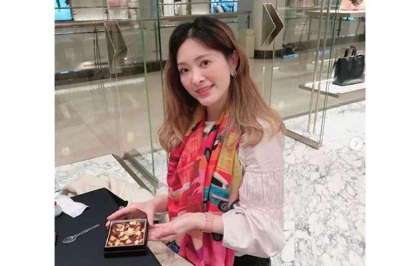 國標舞女王劉真(見圖)22日病逝於台北榮總。(資料照,取自劉真Instagram)
