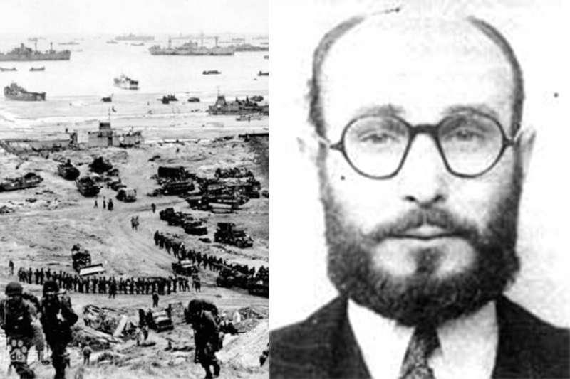 二戰期間遊走在英國與德國之間的「雙面間諜」利用假情報改變二戰走勢(圖/取自維基百科)