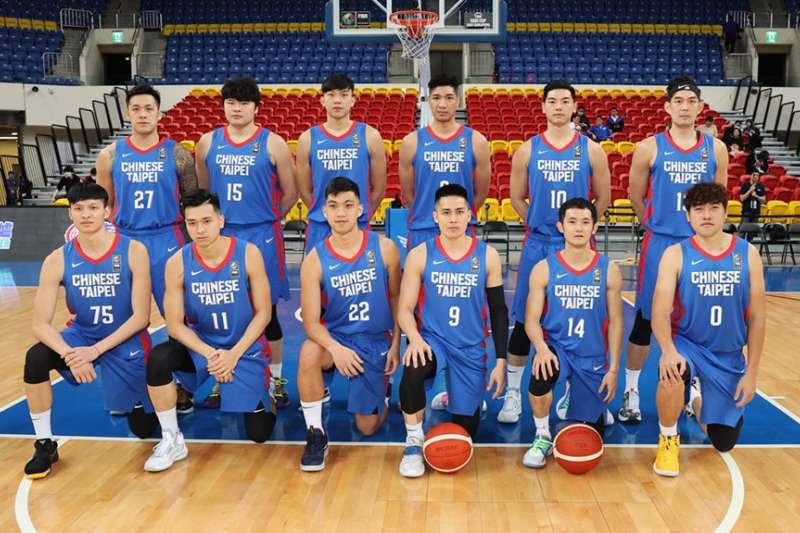 亞洲盃資格賽中華隊大勝馬來西亞。(取自FIBA亞洲盃資格賽官網)