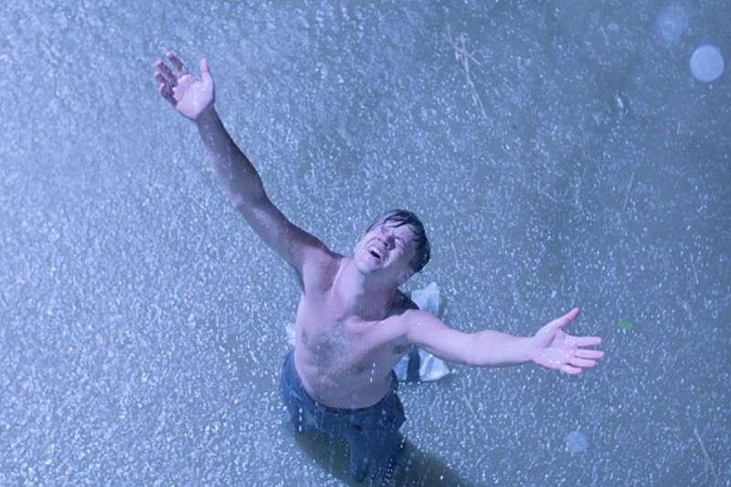 「刺激1995」上映25年來,累積無數影迷,每個片段號稱都打動人心(圖片來源:IMDb)