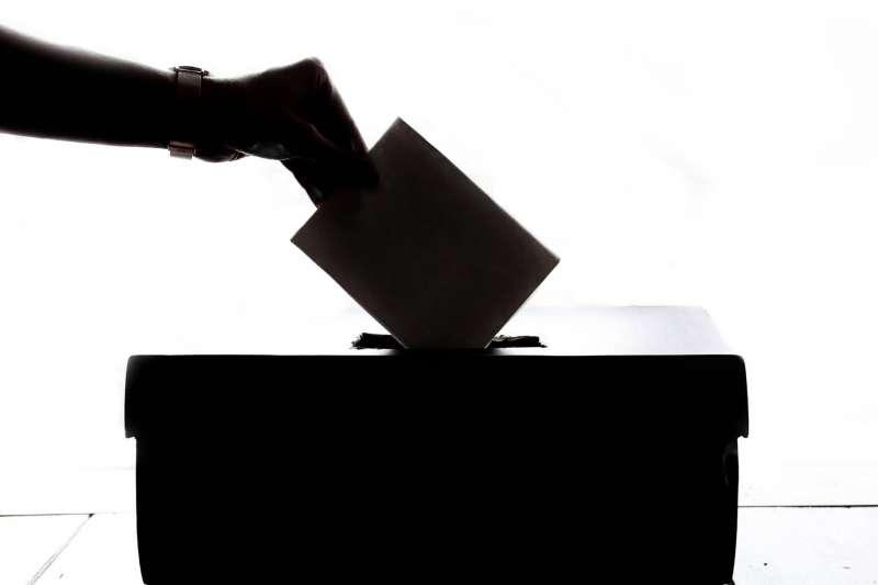 投票,選舉(圖/pixabay)