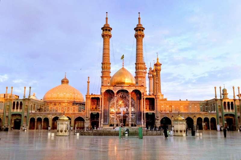 伊朗伊斯蘭教聖城庫姆(Mohsen zamini nia@Wikipedia / CC BY-SA 4.0)