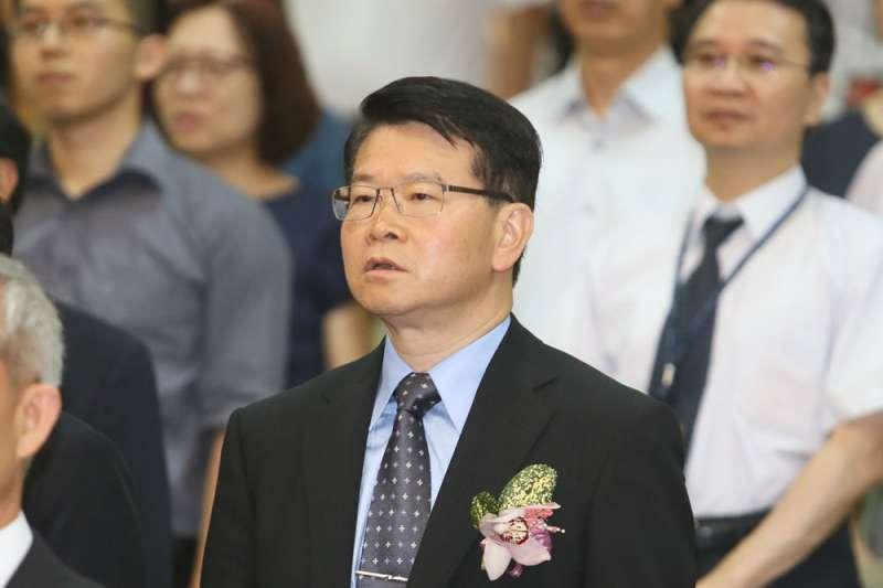 檢察司長王俊力調往桃檢,實際管理人馬比雄檢多。(柯承惠攝)