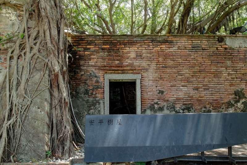 台南鼓勵防疫醫護人員,包括安平樹屋在內的11景點免費遊。(圖/台南市政府提供)