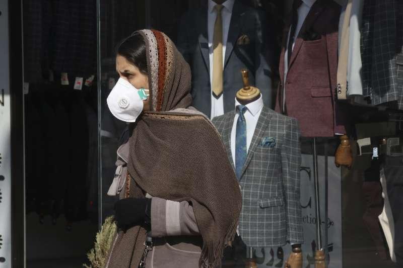 武漢肺炎(新冠肺炎)疫情在伊朗快速爆發,恐擴散至中東、中亞多國。(AP)