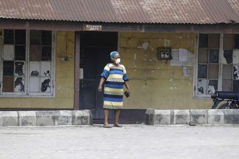 奈及利亞2月28日傳出首起武漢肺炎確診案例,患者是位義大利人。(AP)