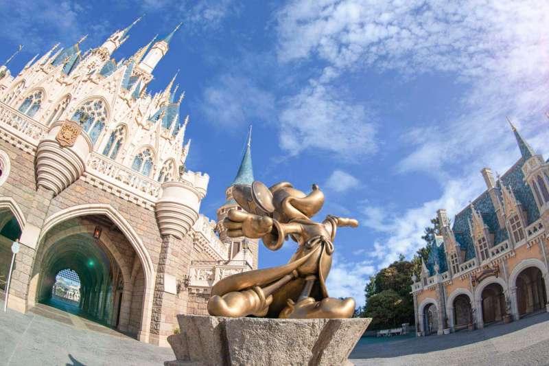 東京迪士尼樂園。(翻攝官網)