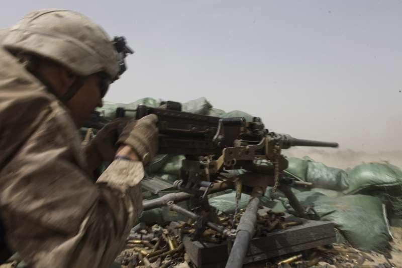 美國預計2021年1月15日以前撤離駐索馬利亞美軍(資料照,AP)