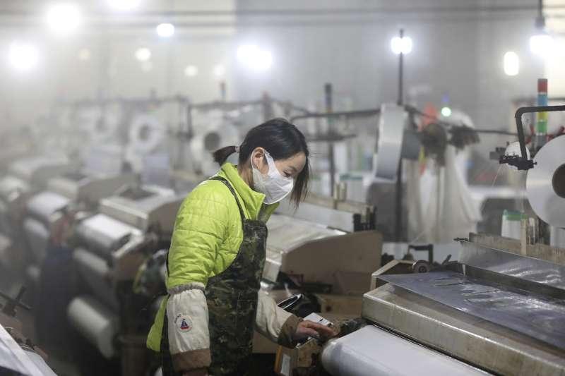 武漢肺炎:中國各地拚復工(AP)