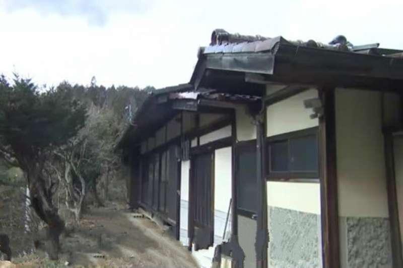 1200坪的農村別墅不到4萬台幣就能入手,想住嗎?(圖/取自 CHUKYO TV )