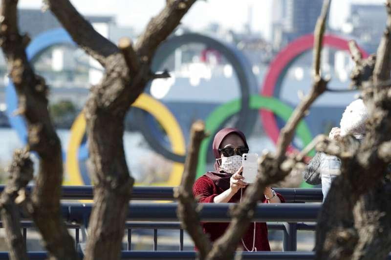 東京奧運延後一年,衍生出龐大支出。(美聯社)