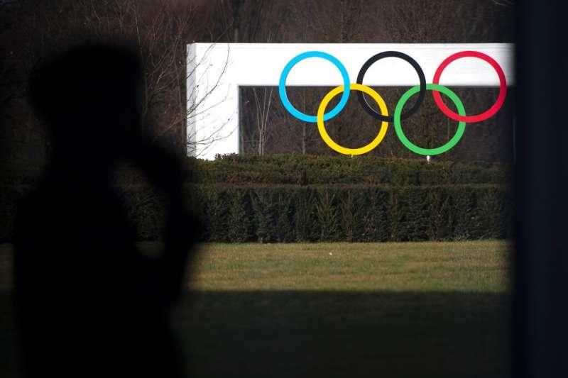 2020東京奧運因疫情延遲舉行。(美聯社)