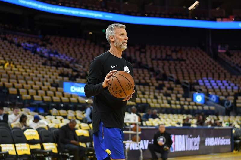 福瑞澤認為一個成功的 NBA 球員,需要付出的代價遠遠超過大家想像。(JCON TAIWAN 提供)