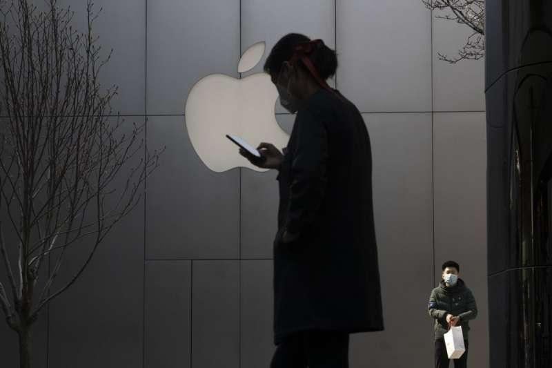 江西省南昌縣的歐菲光工廠遭揭露壓榨維吾爾工人,歐菲光是全球觸控模組重要供應商,蘋果是其主要客戶。(AP)