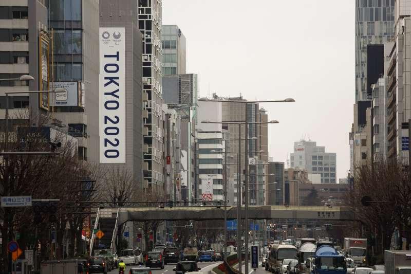 籠罩在武漢肺炎陰影下的2020東京奧運,究竟會以什麼面貌在世人面前展現?(美聯社)