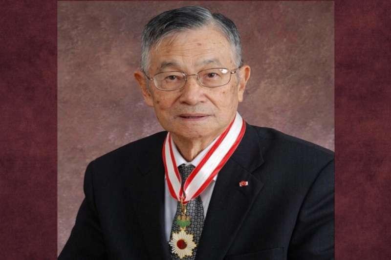 杜祖健教授(見圖)是為世界知名化學、毒物權威,曾經指導日本警察當局分析沙林毒氣合成方法。(圖/台美史料中心)