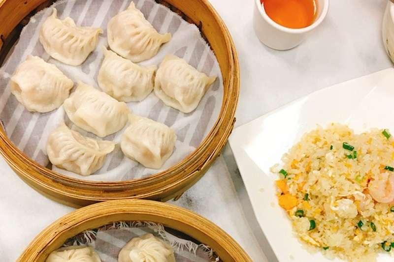 台北美食繁多,想吃小籠包真的不必去擠鼎泰豐。(圖/Cindy Hou提供)