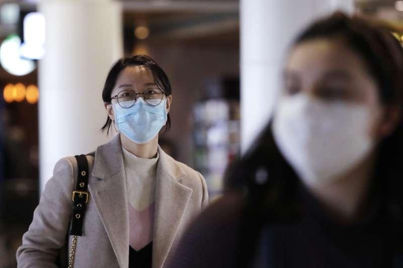 台灣於15日單日確診人次暴增六例,全為境外移入案例。示意圖。(AP)
