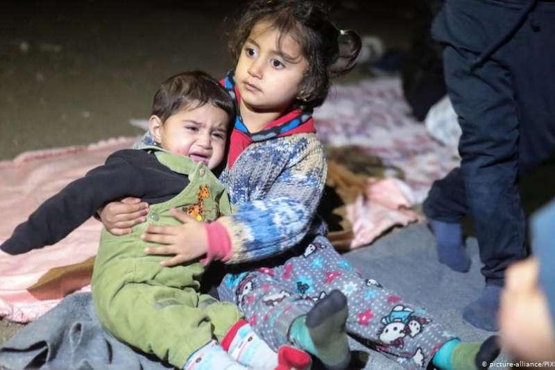 敘利亞難民。敘利亞內戰。德國。(BBC中文網)