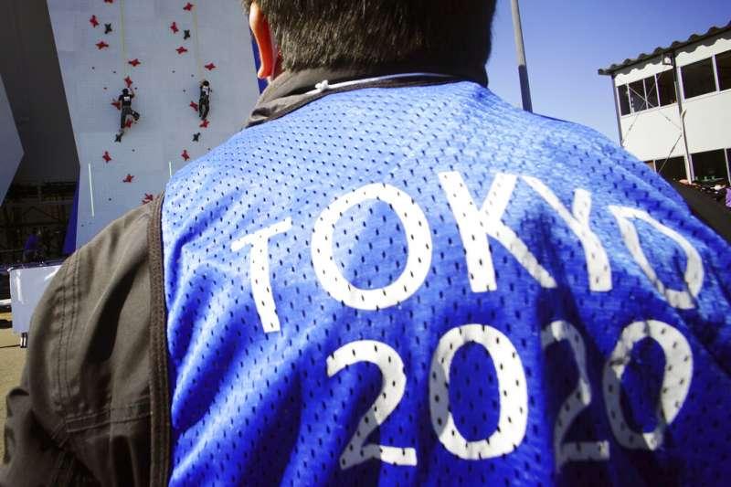 在武漢肺炎疫情肆虐下,2020東京奧運確定延期。(美聯社)
