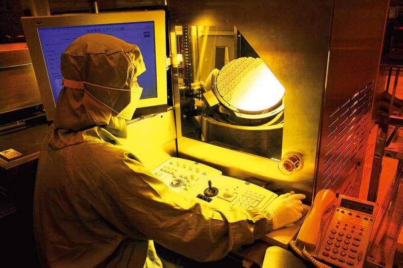 全世界晶圓代工廠龍頭台積電,優異的技術能力已成為美國「國安等級」的議題。(台積電提供)