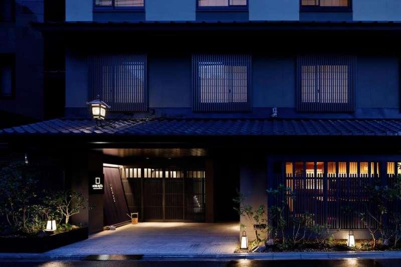 20200311京都四條室町旅館(圖片取自agoda)