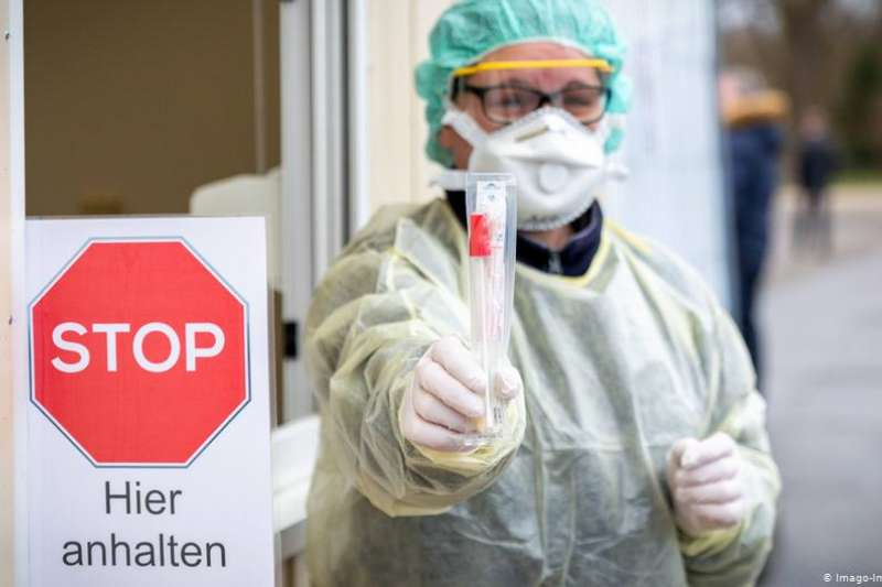在德華人看「德式佛系」抗疫。(德國之聲)