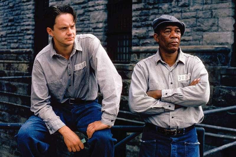 為紀念25周年,IMDb史上最高評分經典電影《刺激1995》於3月13日大銀幕重映。(圖/IMDb)