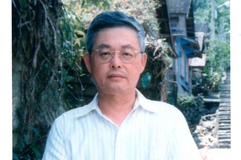 楊牧13日中午病逝於國泰醫院。(圖/取自楊牧臉書)