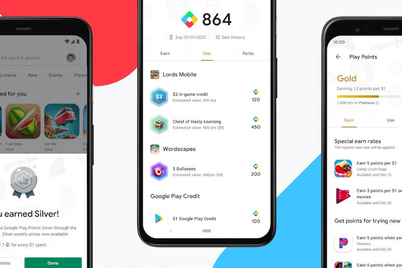 在台灣Google Play Points目前還在規劃階段,因此使用者還需等待。(圖/ Global Google developer blogs)