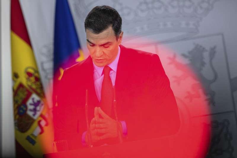 西班牙總理桑切斯(Pedro Sánchez)(AP)