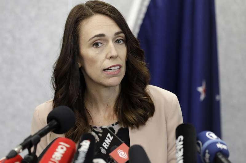 2020年3月16日,紐西蘭總理雅頓當天提了3次防疫參照台灣模式(AP)