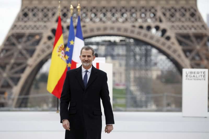 西班牙國王費利佩六世(美聯社)