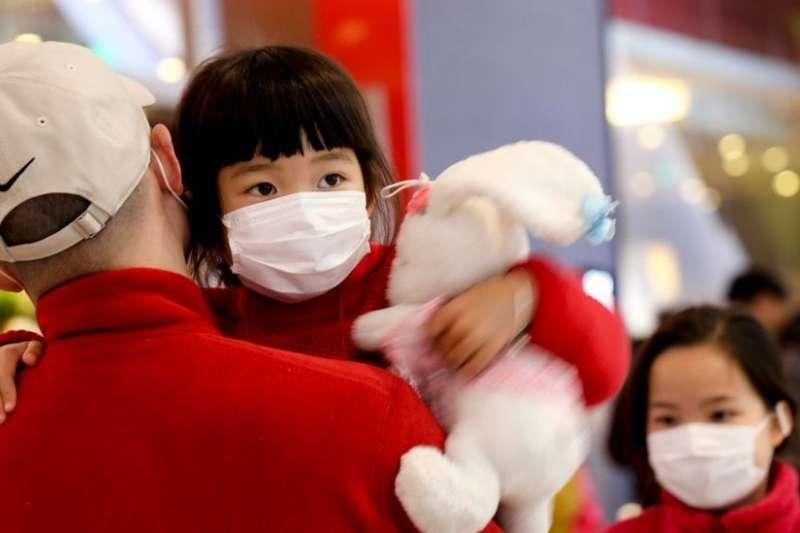中國經濟大受新冠肺炎衝擊。(BBC中文網/Getty Images)