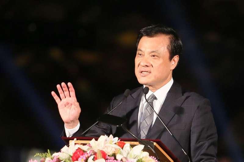 前立法院長蘇嘉全(見圖)提告網友宣稱他「國慶公款入私帳」,北檢做出不起訴處分。(資料照,柯承惠攝)