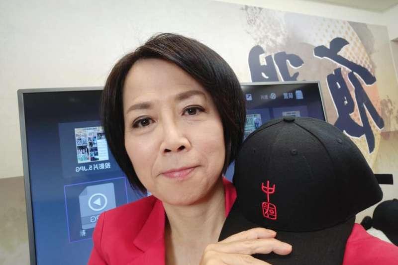 目前人在中國的資深媒體人黃智賢(見圖)表示,她已經在南京接受新冠肺炎疫苗施打。(資料照,取自黃智賢臉書)