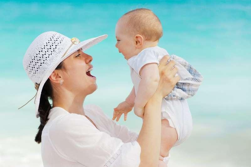 母親、媽媽、育兒(示意圖/pixabay)