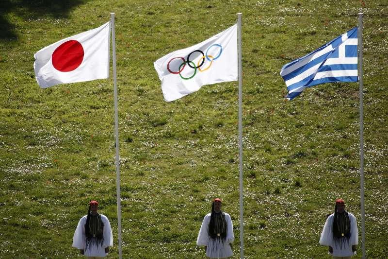 國際奧會主席表示現在決定延期還太早。(AP)