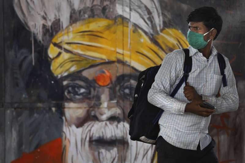 印度新冠肺炎(武漢肺炎)疫情持續升溫(AP)