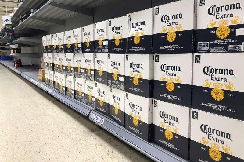 2020年新冠肺炎(武漢肺炎)全球大流行,Corona Beer也受同名之殃(AP)