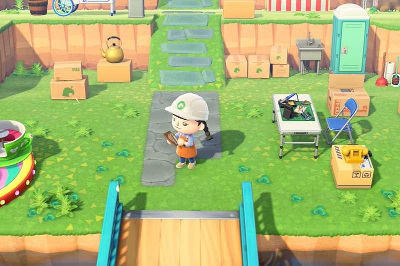 3月發售的《集合啦!動物森友會》,擁有可愛場景和角色設定。(圖片截自/Nintendo 公式チャンネル)