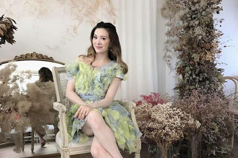 台灣最知名的「國標舞女王」劉真總是以一身完美的樣子出現在眾人面前。(圖/劉真Instagram)